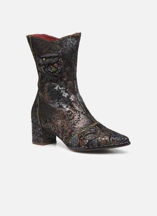 Boots en enkellaarsjes Laura Vita GUCGUSO 01 Zwart detail