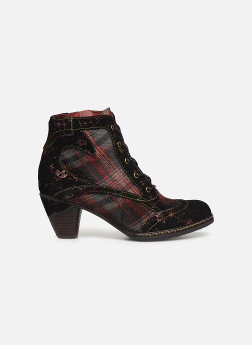 Bottines et boots Laura Vita ALCIZEEO 01 Bordeaux vue derrière