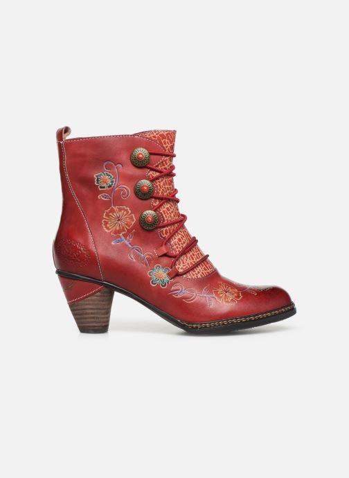 Bottines et boots Laura Vita ALCIZEEO 04 Rouge vue derrière