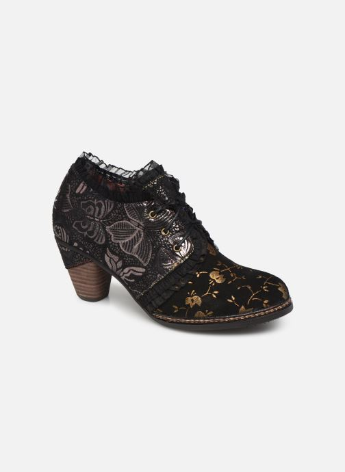 Ankle boots Laura Vita ALCIZEEO 150 Blue detailed view/ Pair view