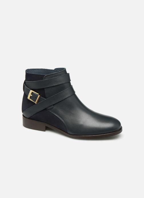Bottines et boots Georgia Rose Catila Bleu vue détail/paire