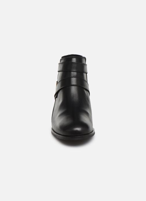 Bottines et boots Georgia Rose Catila Noir vue portées chaussures