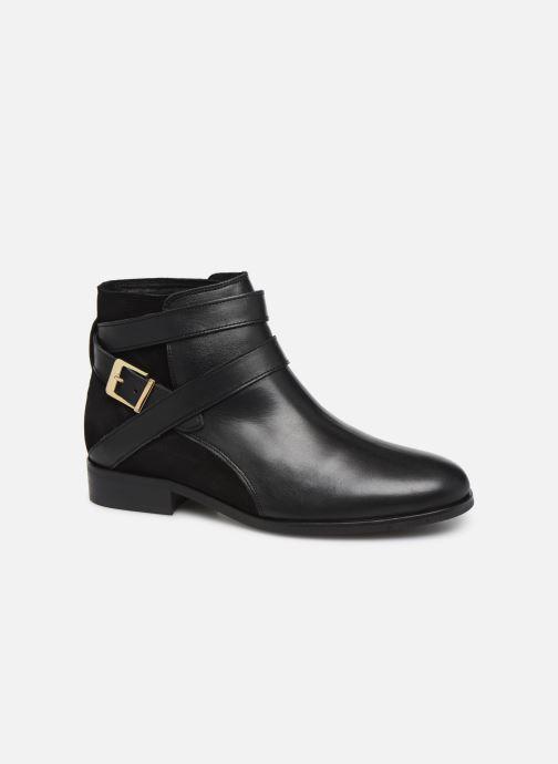Bottines et boots Georgia Rose Catila Noir vue détail/paire