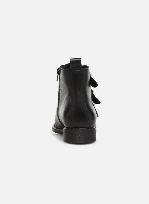 Bottines et boots Georgia Rose Carmilo Noir vue droite