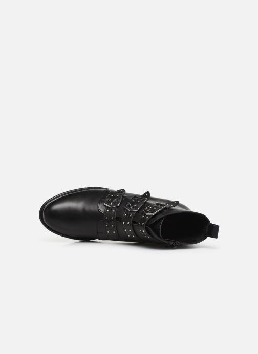 Bottines et boots Georgia Rose Carmilo Noir vue gauche