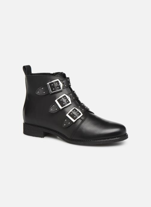 Bottines et boots Georgia Rose Carmilo Noir vue détail/paire