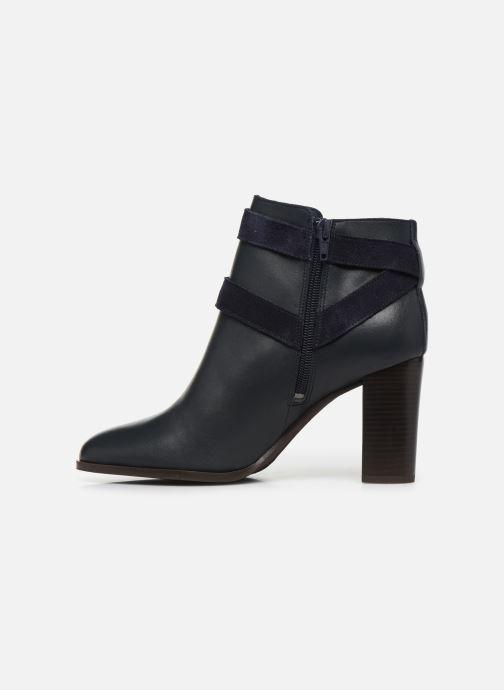 Bottines et boots Georgia Rose Cerufa Bleu vue face
