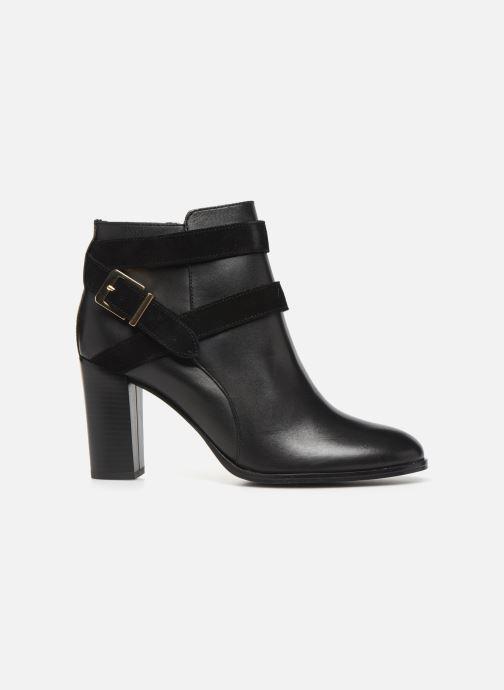 Bottines et boots Georgia Rose Cerufa Noir vue derrière