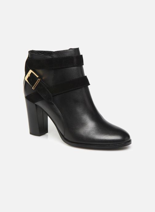 Bottines et boots Georgia Rose Cerufa Noir vue détail/paire