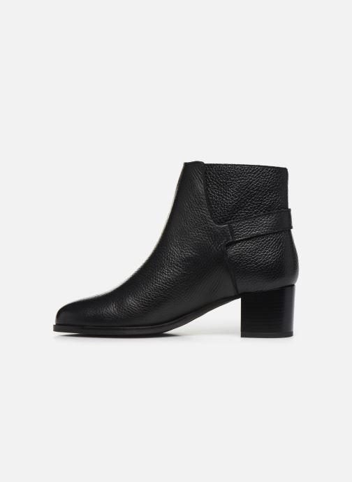 Bottines et boots Georgia Rose Cudilo Noir vue face