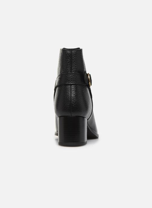 Bottines et boots Georgia Rose Cudilo Noir vue droite