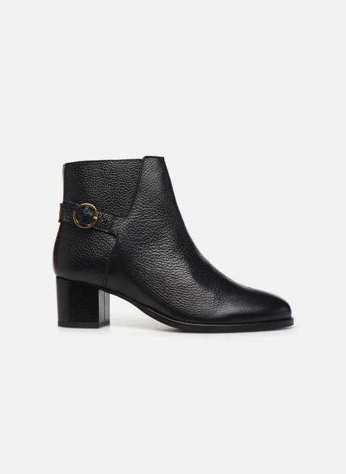 Bottines et boots Georgia Rose Cudilo Noir vue derrière