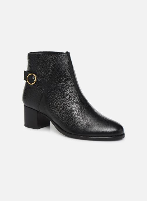 Bottines et boots Georgia Rose Cudilo Noir vue détail/paire