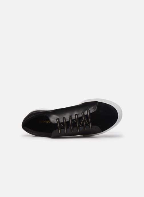 Sneakers Georgia Rose Cgwada Nero immagine sinistra