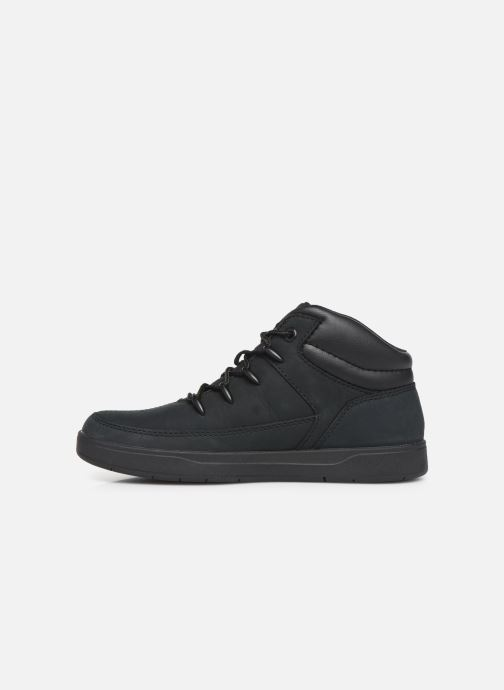 Bottines et boots Timberland Davis Square Eurosprint Noir vue face