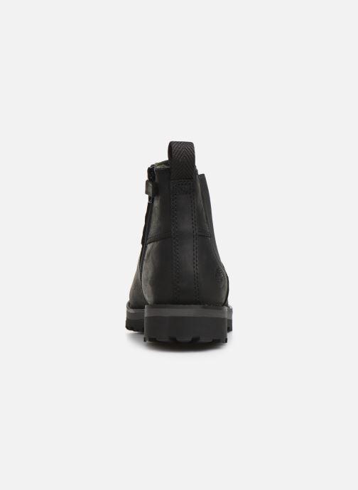 Bottines et boots Timberland Courma Kid Chelsea Noir vue droite