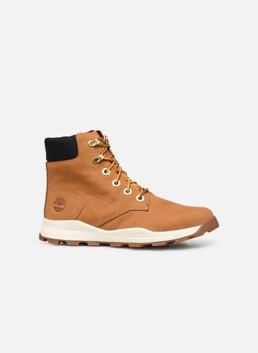 Boots en enkellaarsjes Timberland Brooklyn Sneaker Boot Bruin achterkant