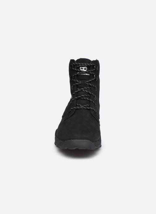 Bottines et boots Timberland Brooklyn Sneaker Boot Noir vue portées chaussures