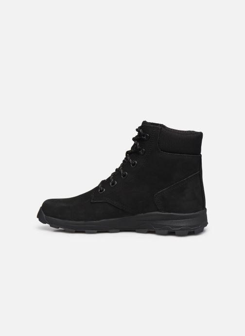 Bottines et boots Timberland Brooklyn Sneaker Boot Noir vue face
