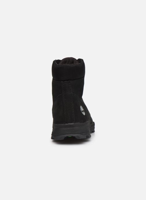 Bottines et boots Timberland Brooklyn Sneaker Boot Noir vue droite