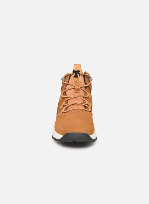 Boots en enkellaarsjes Timberland Brooklyn Alpine Chukka Bruin model