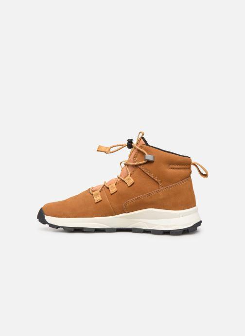 Boots en enkellaarsjes Timberland Brooklyn Alpine Chukka Bruin voorkant