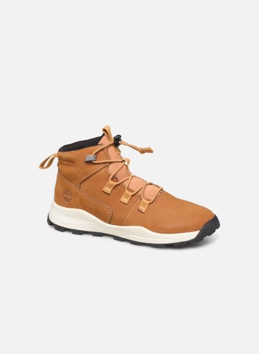 Boots en enkellaarsjes Timberland Brooklyn Alpine Chukka Bruin detail