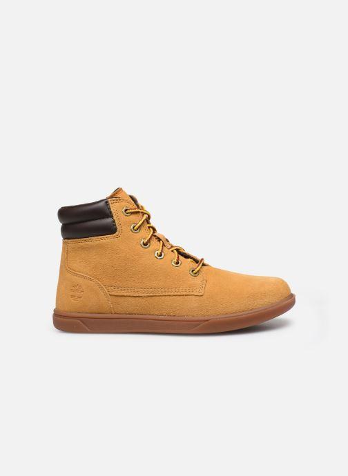 Boots en enkellaarsjes Timberland Bayham Lace-up Bruin achterkant