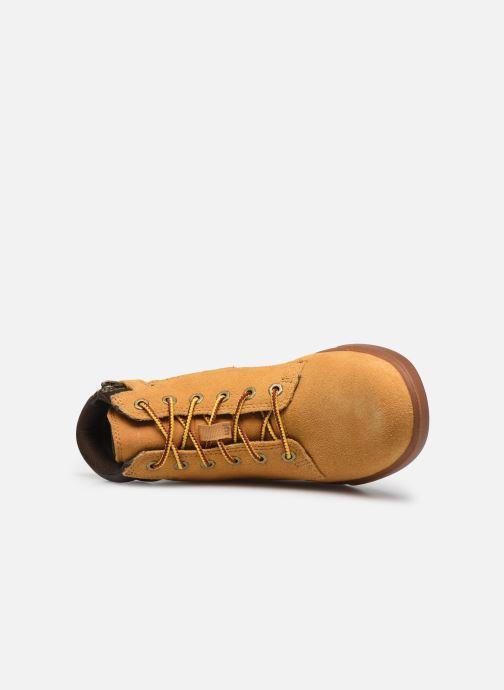 Boots en enkellaarsjes Timberland Bayham Lace-up Bruin links