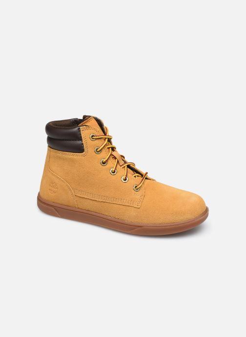 Bottines et boots Timberland Bayham Lace-up Marron vue détail/paire
