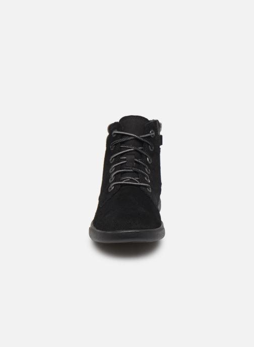 Boots en enkellaarsjes Timberland Bayham Lace-up Zwart model