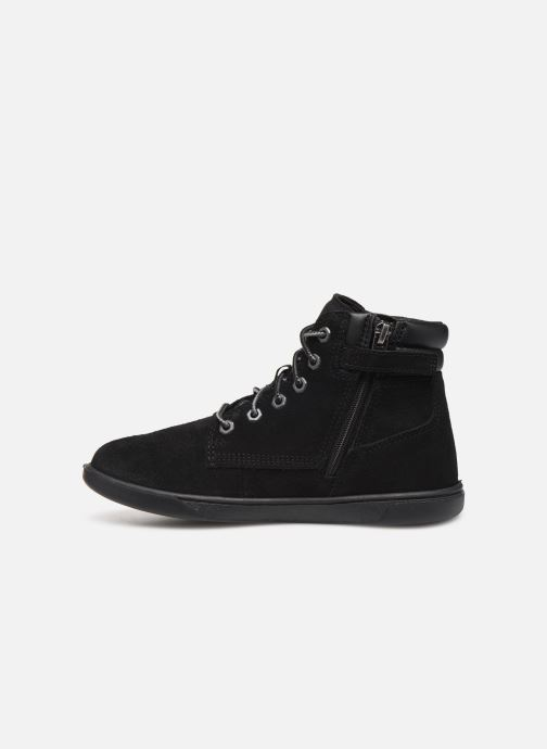 Boots en enkellaarsjes Timberland Bayham Lace-up Zwart voorkant