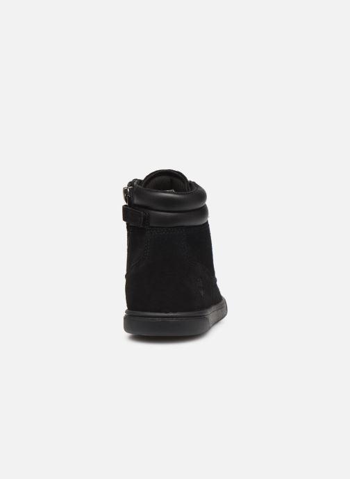 Boots en enkellaarsjes Timberland Bayham Lace-up Zwart rechts
