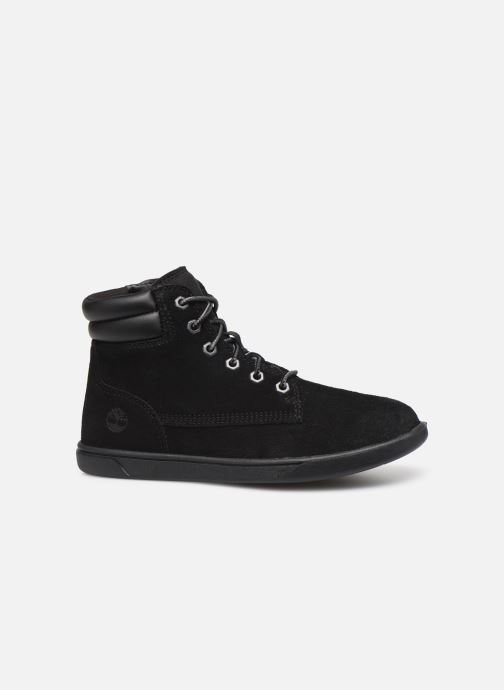 Boots en enkellaarsjes Timberland Bayham Lace-up Zwart achterkant