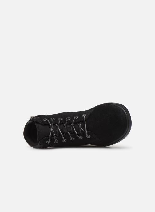 Boots en enkellaarsjes Timberland Bayham Lace-up Zwart links