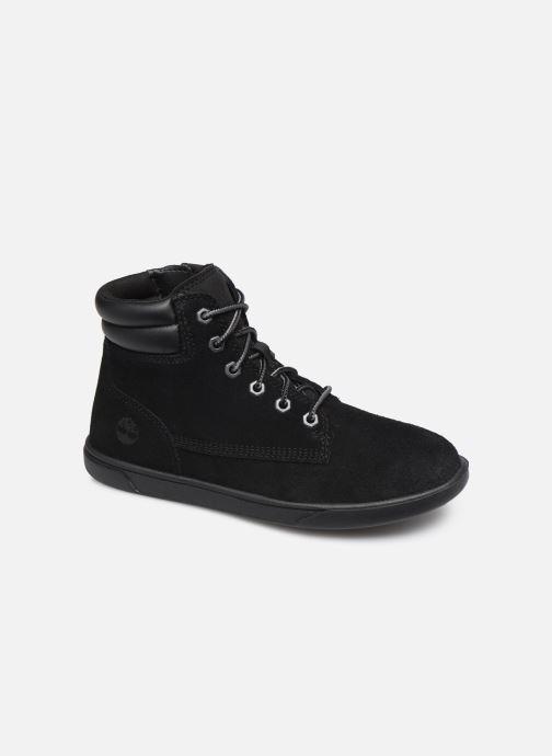 Boots en enkellaarsjes Timberland Bayham Lace-up Zwart detail