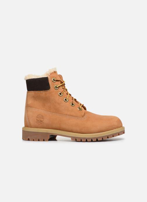 Bottines et boots Timberland Premium 6e Waterproof Shearling Boot Marron vue derrière