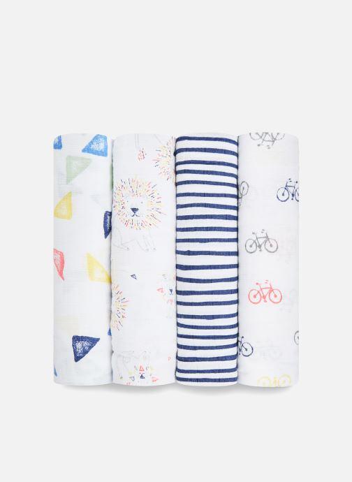 aden + anais Coffret - Maxi-langes 120x120 - pack de 4 (Multicolore) - Vêtements chez Sarenza (390179) yMnDu