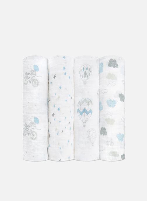 aden + anais Coffret - Maxi-langes 120x120 - pack de 4 (Bleu) - Vêtements chez Sarenza (390183) PUhZY - Cliquez sur l'image pour la fermer
