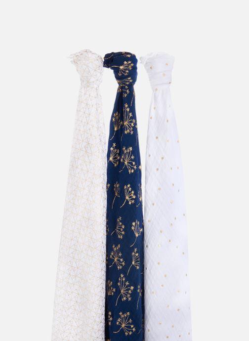 aden + anais Coffret - Maxi-langes métalliques 120x120 (Bleu) - Vêtements chez Sarenza (390187) qbbwC - Cliquez sur l'image pour la fermer