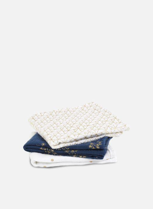 aden + anais Coffret - Musy-langes métalliques 70x70 (Bleu) - Vêtements chez Sarenza (390197) BYiR2