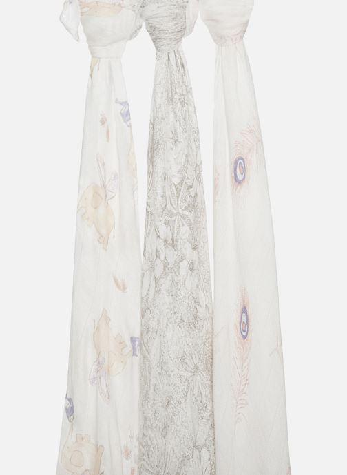 Vêtements aden + anais Maxi-langes silky soft 120x120 - pack de 3 Multicolore vue face