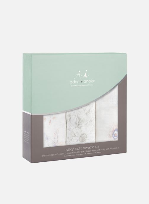 Coffret - Maxi-langes silky soft 120x120