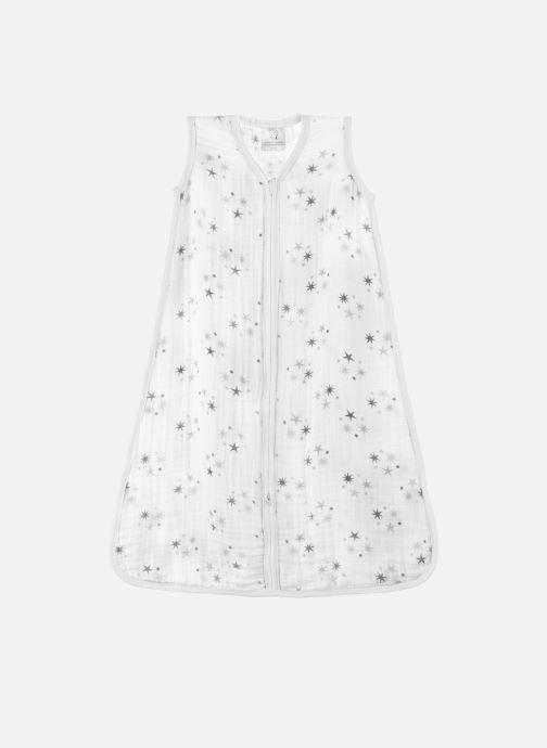 Vêtements aden + anais Gigoteuse légère 1.0 TOG Blanc vue portées chaussures
