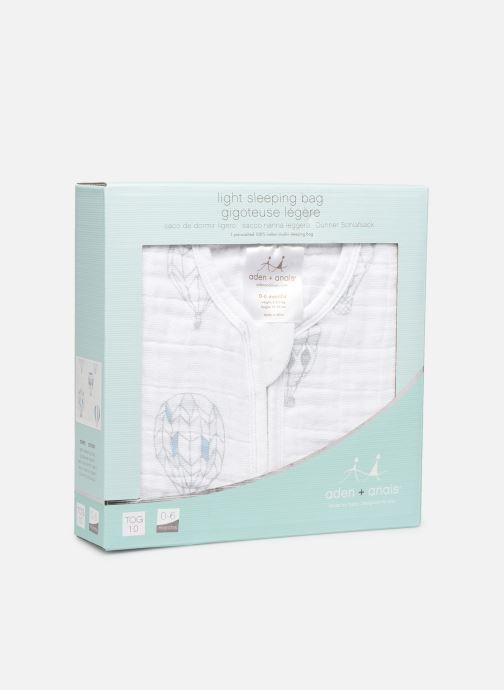 Vêtements aden + anais Gigoteuse légère 1.0 TOG Bleu vue détail/paire