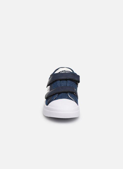 Baskets Shoesme Santiago2 Bleu vue portées chaussures