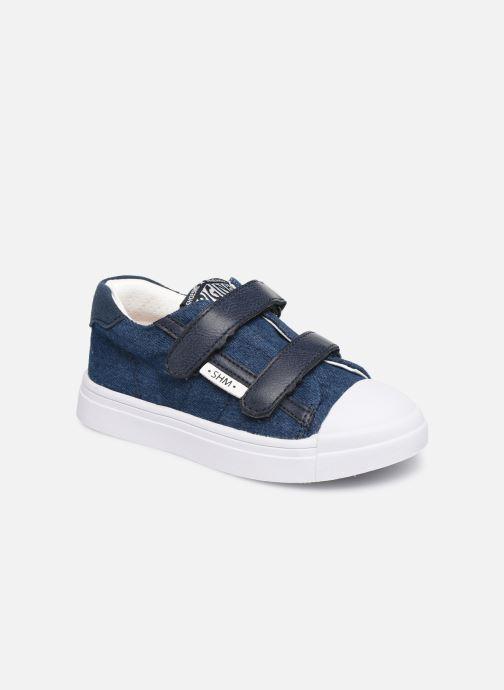 Baskets Shoesme Santiago2 Bleu vue détail/paire