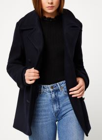 Manteau caban duffle coat - Double breasted peacoa
