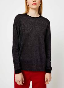 Vêtements Accessoires Lurex long sleeve tee with rib details
