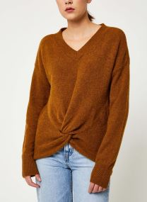 Vêtements Accessoires Crewneck knit with knot detail at hem